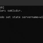 Windows 10 teredo sunucu bağlantısı