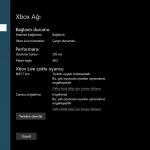 Xbox Live Ayarları Nasıl Düzeltilir?