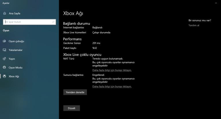 [DEV REHBER] Teredo Uygun Bulunmuyor Nedir? Nat Problemi Çözümü Xbox Live Ayarları