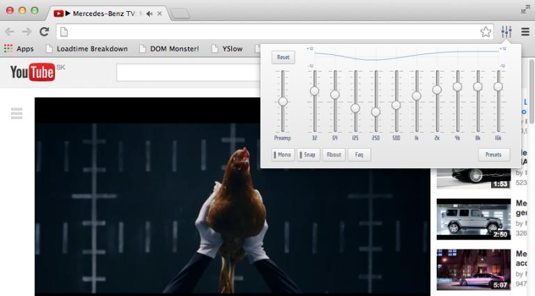 Chrome'da Ekolayzer Ayarları Nasıl Yapılır? Google Chrome Audio EQ Eklentisi