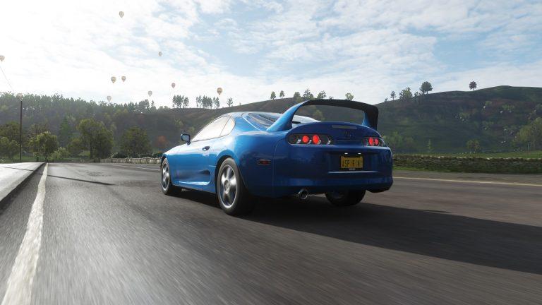 Forza Horizon 4'te Toyota Supra Nasıl Alınır?